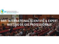 34d International Scientific & Expert Meeting of Gas Professionals