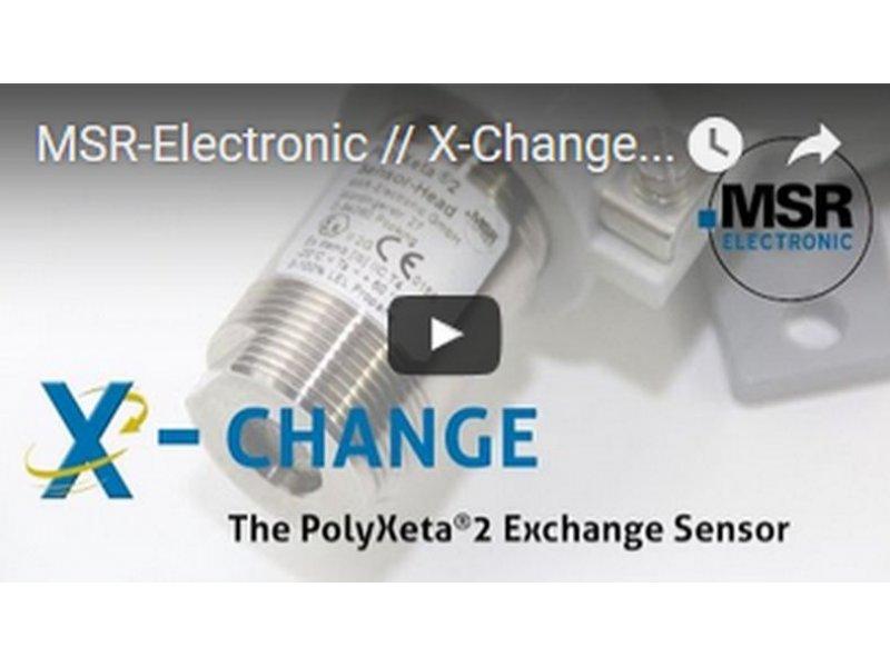 The exchangeable sensor